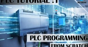 PLC PROGRAMMING FROM SCRATCH (PLC I)