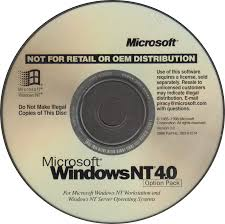Windows NT 4 ISO